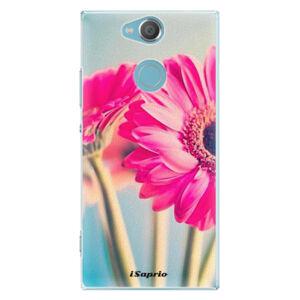Plastové puzdro iSaprio - Flowers 11 - Sony Xperia XA2