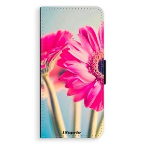 Flipové puzdro iSaprio - Flowers 11 - Samsung Galaxy A8 Plus