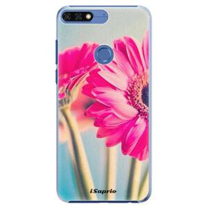 Plastové puzdro iSaprio - Flowers 11 - Huawei Honor 7C