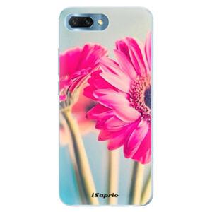 Silikónové puzdro iSaprio - Flowers 11 - Huawei Honor 10