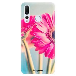 Odolné silikonové pouzdro iSaprio - Flowers 11 - Huawei Nova 4