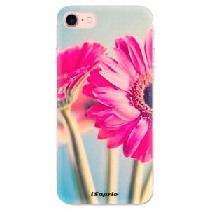 Odolné silikónové puzdro iSaprio - Flowers 11 - iPhone 7