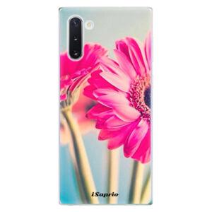 Odolné silikónové puzdro iSaprio - Flowers 11 - Samsung Galaxy Note 10