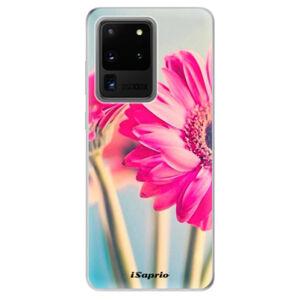 Odolné silikónové puzdro iSaprio - Flowers 11 - Samsung Galaxy S20 Ultra