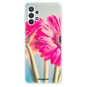 Odolné silikónové puzdro iSaprio - Flowers 11 - Samsung Galaxy A32