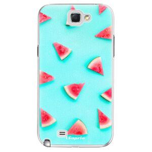 Plastové puzdro iSaprio - Melon Patern 10 - Samsung Galaxy Note 2