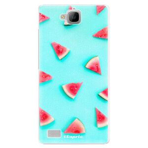 Plastové puzdro iSaprio - Melon Patern 10 - Huawei Honor 3C