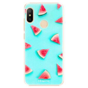 Plastové puzdro iSaprio - Melon Patern 10 - Xiaomi Mi A2 Lite
