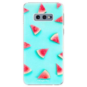Plastové puzdro iSaprio - Melon Patern 10 - Samsung Galaxy S10e