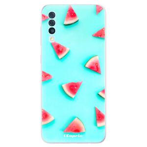 Odolné silikónové puzdro iSaprio - Melon Patern 10 - Samsung Galaxy A50