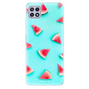 Odolné silikónové puzdro iSaprio - Melon Patern 10 - Samsung Galaxy A22 5G
