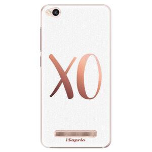 Plastové puzdro iSaprio - XO 01 - Xiaomi Redmi 4A