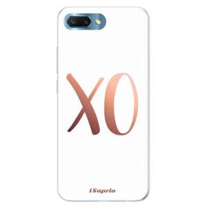 Silikónové puzdro iSaprio - XO 01 - Huawei Honor 10