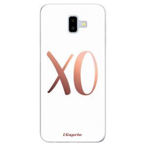 Odolné silikónové puzdro iSaprio - XO 01 - Samsung Galaxy J6+