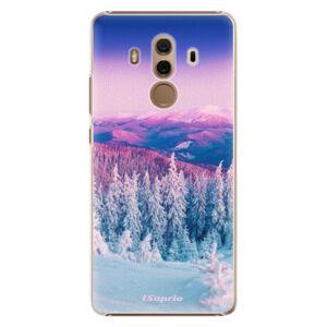 Plastové puzdro iSaprio - Winter 01 - Huawei Mate 10 Pro