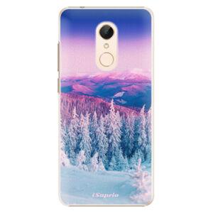 Plastové puzdro iSaprio - Winter 01 - Xiaomi Redmi 5