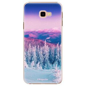 Plastové puzdro iSaprio - Winter 01 - Samsung Galaxy J4+