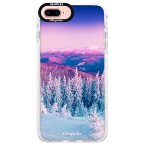 Silikónové púzdro Bumper iSaprio - Winter 01 - iPhone 7 Plus