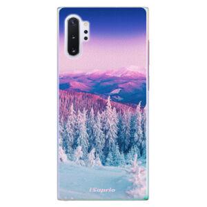 Plastové puzdro iSaprio - Winter 01 - Samsung Galaxy Note 10+
