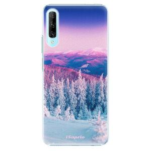 Plastové puzdro iSaprio - Winter 01 - Huawei P Smart Pro
