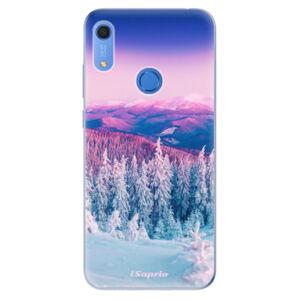 Odolné silikónové puzdro iSaprio - Winter 01 - Huawei Y6s