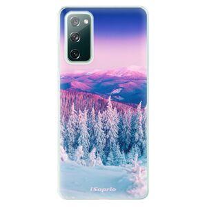 Odolné silikónové puzdro iSaprio - Winter 01 - Samsung Galaxy S20 FE