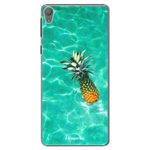 Plastové puzdro iSaprio - Pineapple 10 - Sony Xperia E5