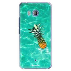 Plastové puzdro iSaprio - Pineapple 10 - HTC U11