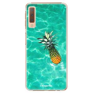 Plastové puzdro iSaprio - Pineapple 10 - Samsung Galaxy A7 (2018)