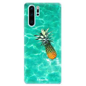 Odolné silikonové pouzdro iSaprio - Pineapple 10 - Huawei P30 Pro