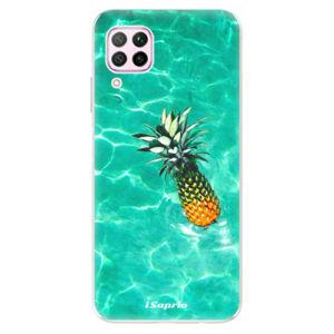 Odolné silikónové puzdro iSaprio - Pineapple 10 - Huawei P40 Lite