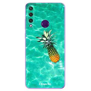 Odolné silikónové puzdro iSaprio - Pineapple 10 - Huawei Y6p