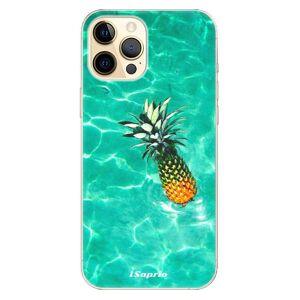 Odolné silikónové puzdro iSaprio - Pineapple 10 - iPhone 12 Pro