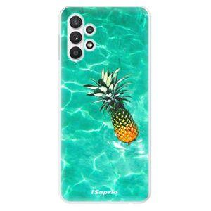 Odolné silikónové puzdro iSaprio - Pineapple 10 - Samsung Galaxy A32