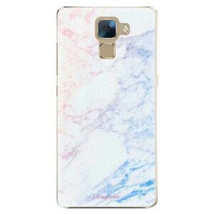Plastové puzdro iSaprio - Raibow Marble 10 - Huawei Honor 7