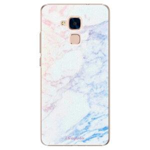 Plastové puzdro iSaprio - Raibow Marble 10 - Huawei Honor 7 Lite