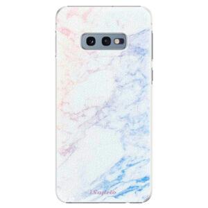 Plastové puzdro iSaprio - Raibow Marble 10 - Samsung Galaxy S10e