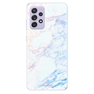 Odolné silikónové puzdro iSaprio - Raibow Marble 10 - Samsung Galaxy A52/A52 5G