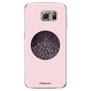 Plastové puzdro iSaprio - Digital Mountains 10 - Samsung Galaxy S6