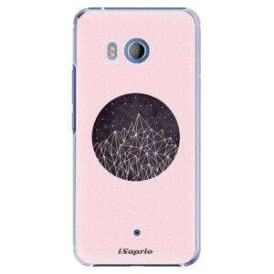 Plastové puzdro iSaprio - Digital Mountains 10 - HTC U11