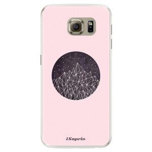Silikónové puzdro iSaprio - Digital Mountains 10 - Samsung Galaxy S6 Edge