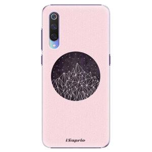 Plastové puzdro iSaprio - Digital Mountains 10 - Xiaomi Mi 9