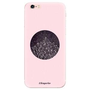 Odolné silikónové puzdro iSaprio - Digital Mountains 10 - iPhone 6 Plus/6S Plus