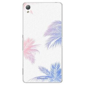 Plastové puzdro iSaprio - Digital Palms 10 - Sony Xperia Z3