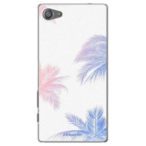 Plastové puzdro iSaprio - Digital Palms 10 - Sony Xperia Z5 Compact