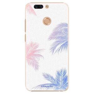 Plastové puzdro iSaprio - Digital Palms 10 - Huawei Honor 8 Pro