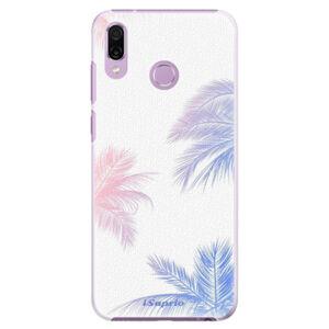 Plastové puzdro iSaprio - Digital Palms 10 - Huawei Honor Play