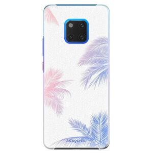 Plastové puzdro iSaprio - Digital Palms 10 - Huawei Mate 20 Pro