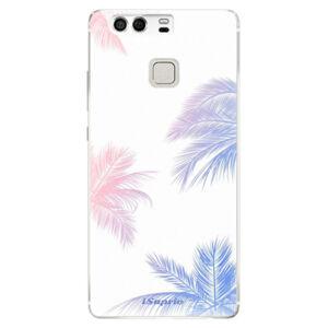 Silikónové puzdro iSaprio - Digital Palms 10 - Huawei P9