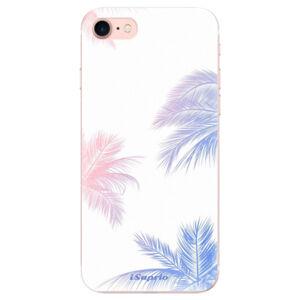 Odolné silikónové puzdro iSaprio - Digital Palms 10 - iPhone 7